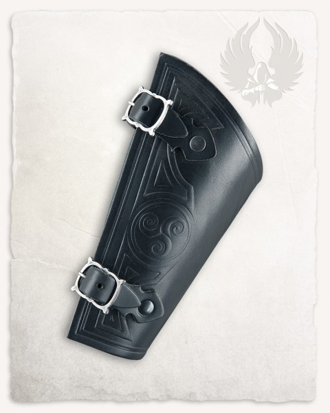 Artemis Archer bracer celtic small black