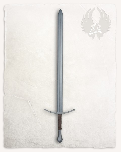 Replica bastard sword type 6 steel