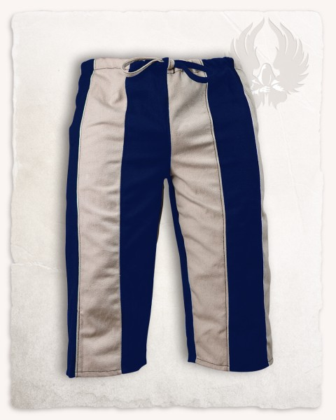 Jack pirate pants blue/cream
