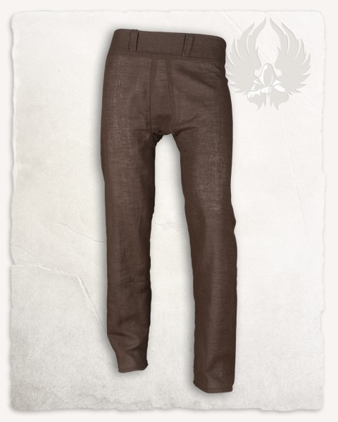 Ranulf Thorsberg trousers linen brown