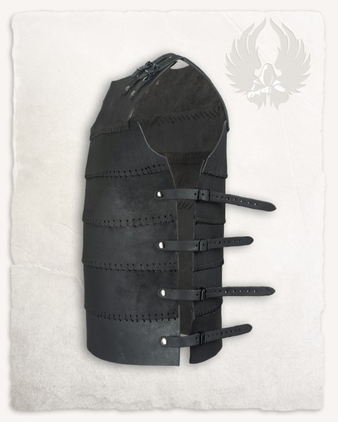 Erend leather torso black