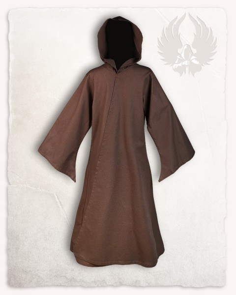 Aurelius robe brown