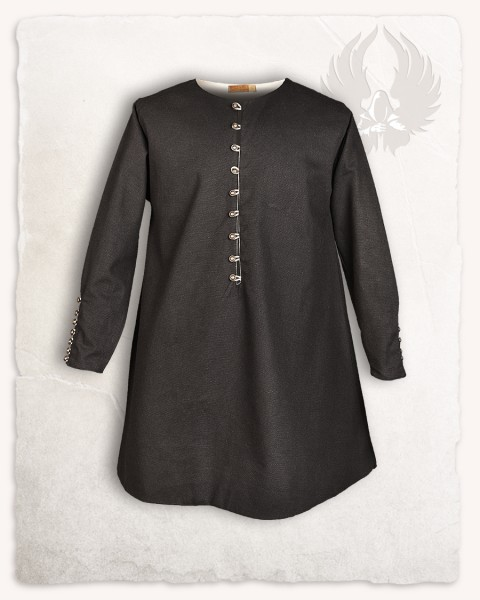 Rafael Tunic canvas black