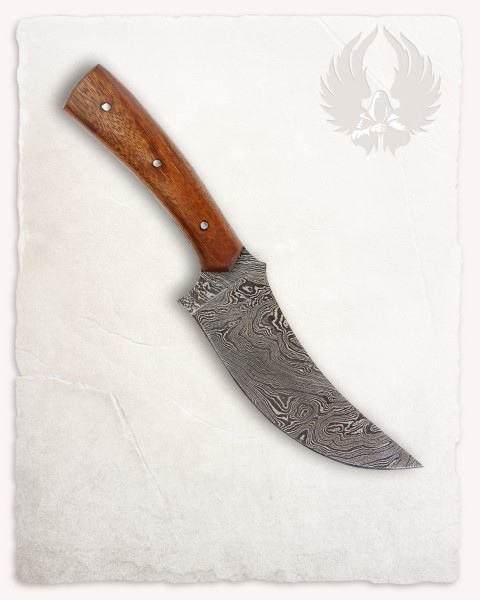 Belisar knife damascus steel