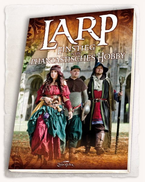 """LARP: Einstieg in ein phantastisches Hobby"" (German)"