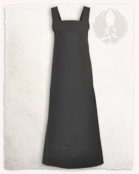 Lientje apron dress black