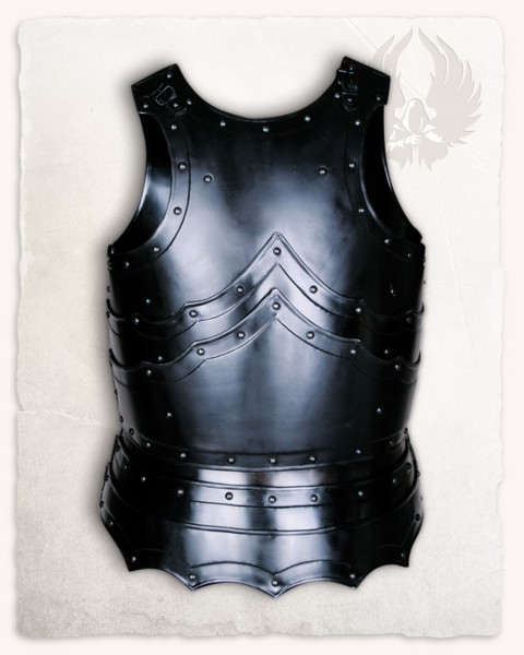 Balthasar torso armour browned