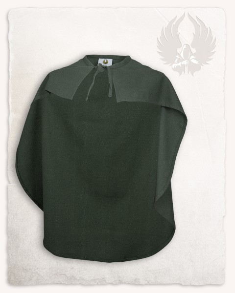 Lucas cloak cotton green