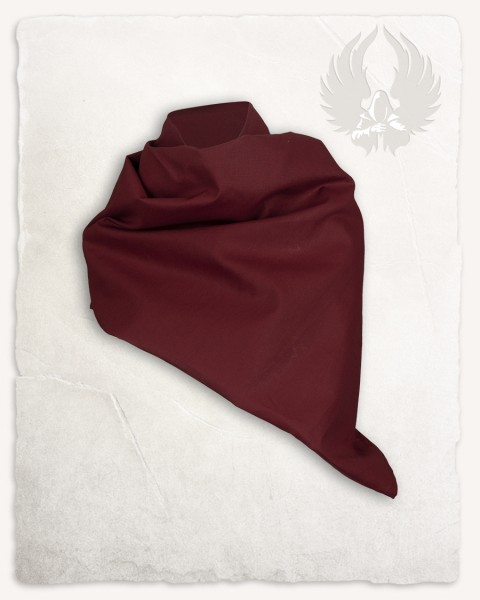 Emil Scarf bordeaux Limited Edition
