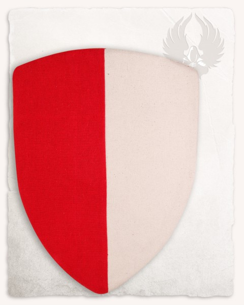 Felix kids shield cover red/cream