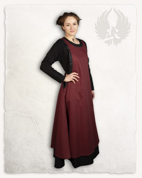 Juliana dress bordeaux