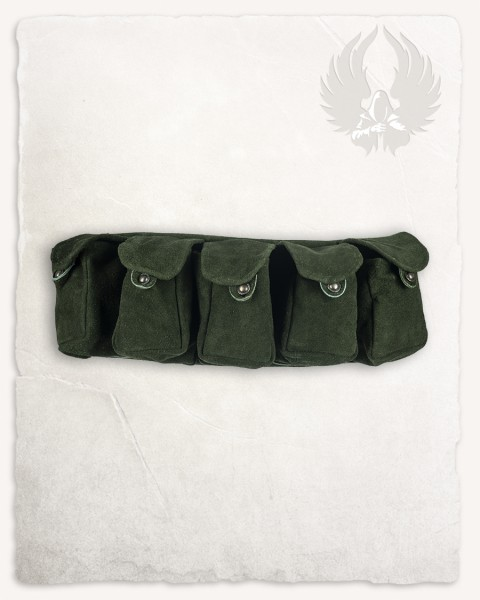 Ricker bag belt green LIMITED EDITION