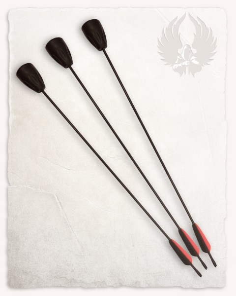 Childrens Larp arrow set of 3