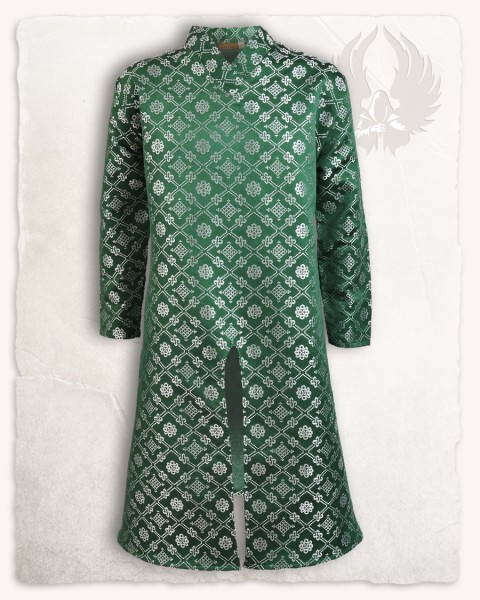 Stepan Shirt damast green