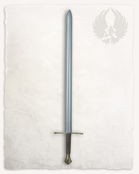 Replica bastard sword type 2 brass