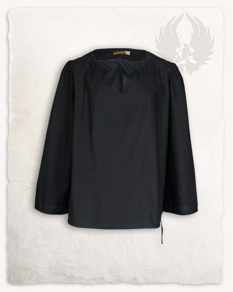Rafael shirt cotton black